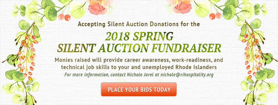 2018 Spring Silent Auction Fundraiser