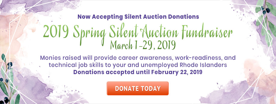 2019 Spring Silent Auction Fundraiser